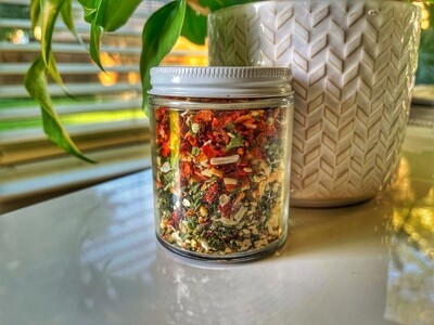 Exotic Bites Spiced Salt Free Meal Starter Seasoning (Shipping & Local Delivery)