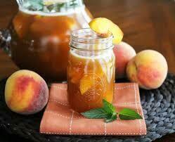 Sweet Peach Tea 100mL