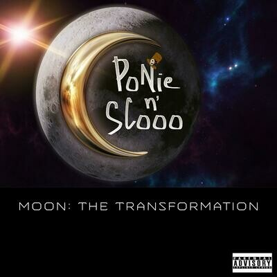 MooN: The TraNSformatioN Hard Copy EP CD