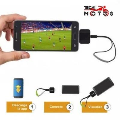 Antena TDT para celular marca Niatec, Mercado Libre y OLX