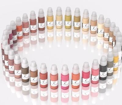 CLINITA pigmenter til lepper / eyeliner