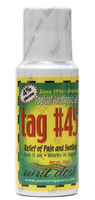 Bedøvelse TAG45