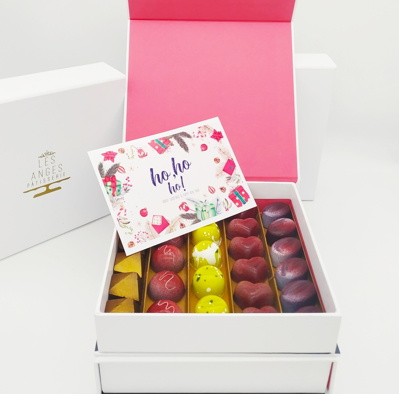 Caja de Chocolates Belga