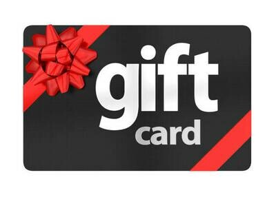 RunAbout Gift card