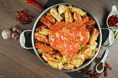 帝王蟹锅 (King Crab Dry Pot)