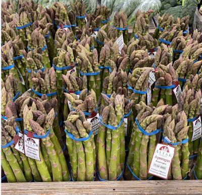 芦笋(asparagus)
