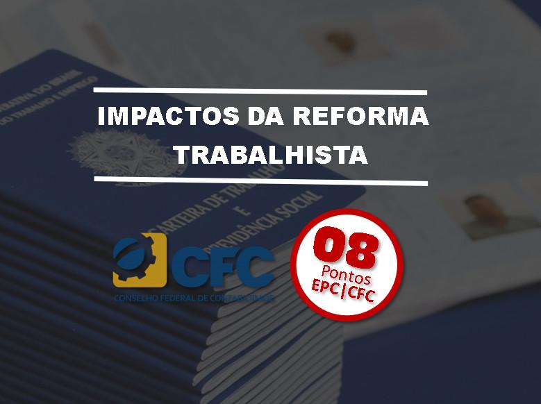 IMPACTOS DA REFORMA TRABALHISTA
