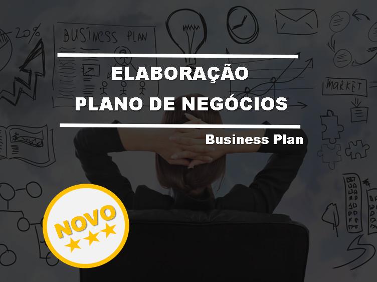 ELABORAÇÃO DE PLANO DE NEGÓCIOS