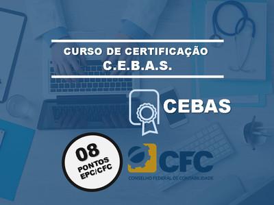 GESTÃO CONTÁBIL PARA CERTIFICAÇÃO EBAS