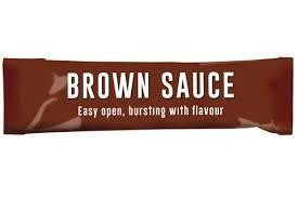 Brown Sauce Sachets 1 x 200