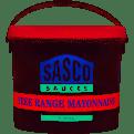 FREE RANGE 5LTR Sasco Mayonnaise