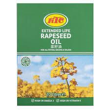 Rapeseed Oil 1 x 20 Ltr