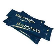 Mayonnaise Sachets 1 x 200