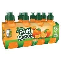 24 x 200ML Fruit Shoot Orange NAS