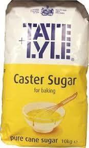 Caster Sugar 1 x 10 Kilo