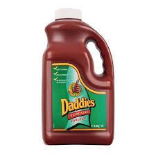 Daddies Tomato Ketchup 4.5kilo