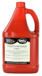 Tomato Sauce  1 x 4.5 Kilo