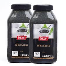 Mint Sauce 1x2.27ltr
