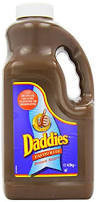 Daddies Brown Sauce 1 x 4.5 kilo