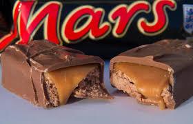 Mars Bars 24 x 51G