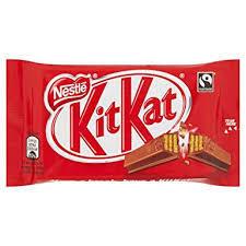 Kit Kat 4 Finger 1 x 24