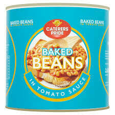Baked Beans 1xA10