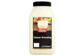 Caesar Dressing 1x2.27ltr