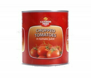 Chopped Tomatoes 800g Tin