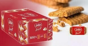 Lotus Biscuits 1x300