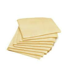 Mozzarella Cheese Slices 1x1kilo