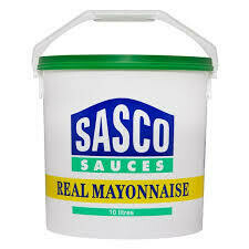 Sasco Mayonnaise 1x10ltr