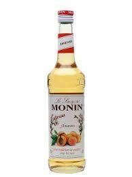 Monin Syrup Amaretto1x70cl (Glass)