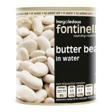 Butter Beans 1 x 800g