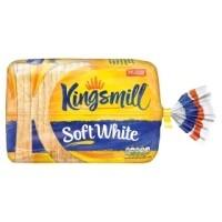 Kingsmill Medium White Bread 1 x 800g