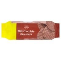 Happy Shopper Milk Choc Digestive 1 x 200g