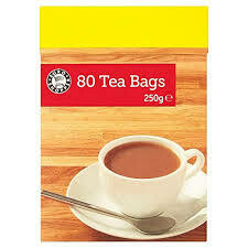 Euro Shopper Tea Bags 1 x 80