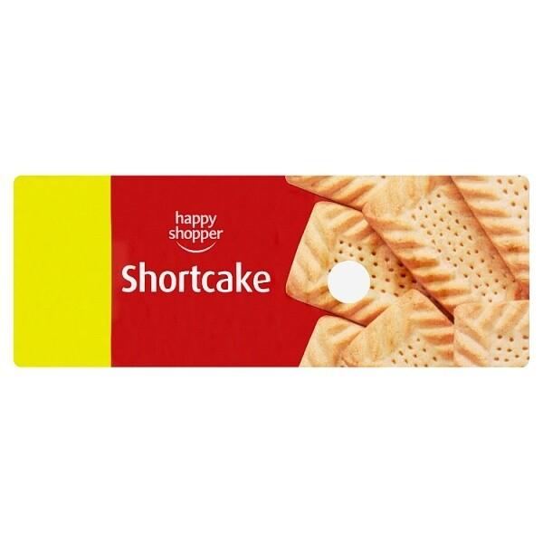 Happy Shopper Shortcake 1 x 150g