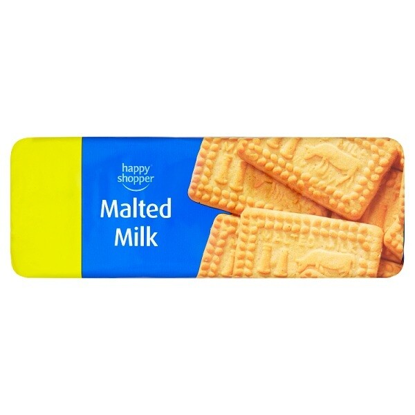 Happy Shopper Malted Milk 1 x 200g