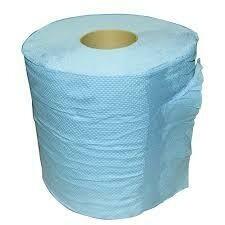 Single Blue Roll 2 Ply 1 x Roll