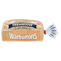 Farmhouse Soft White Bread 1 x 800g