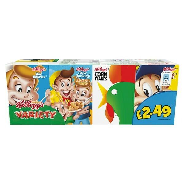 Kellogg's Variety 1 x 191g Packs