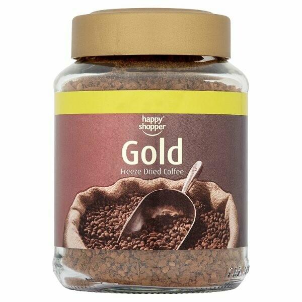 HS Gold Freeze Dried Coffee 1 x 90g Jar