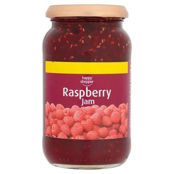 HS Raspberry Jam 1 x 454g