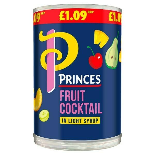 Princes Fruit cocktail 1 x 410g