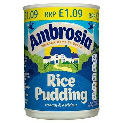 Ambrosia Rice Pudding 1 x 400g