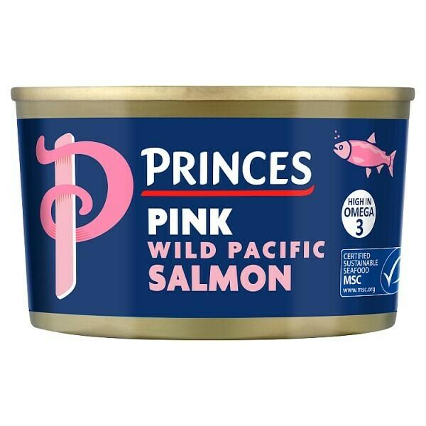 Princes Pink Salmon 1 x 213g