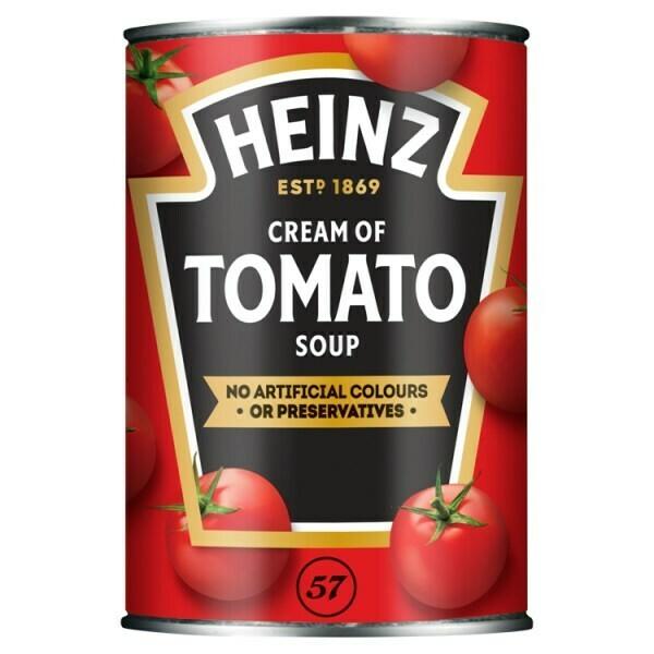 Heinz Tomato Soup 1 x 400g