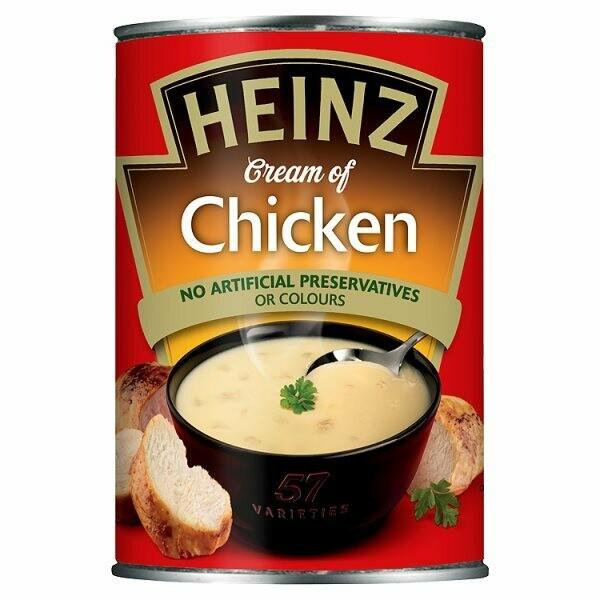 Heinz Chicken Soup 1 x 400g