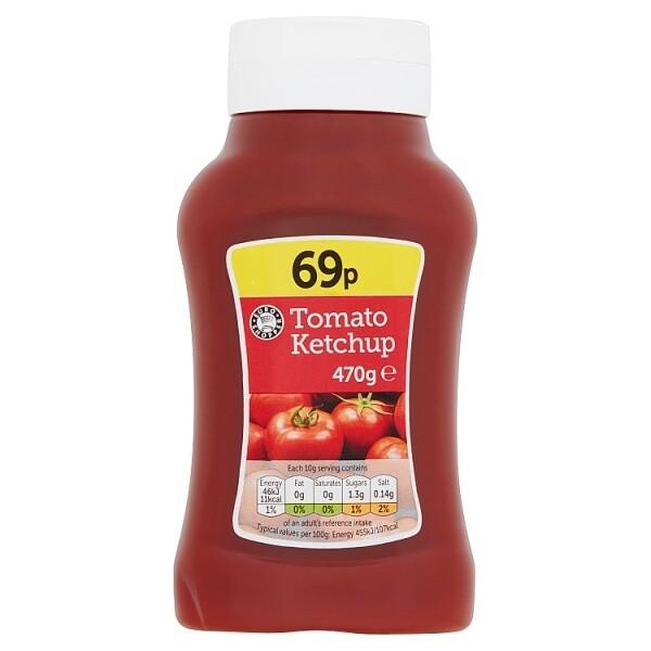 ES Tomato Ketchup 1 x 200g