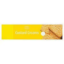 HS Custard Creams 1 x 150g